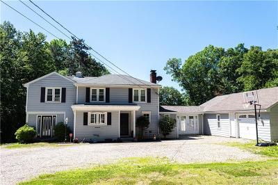 Burlington Single Family Home For Sale: 94 Belden Road