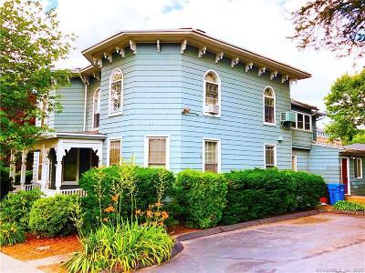 Meriden Multi Family Home For Sale: 415 Broad Street