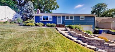Newington Single Family Home For Sale: 251 John Street