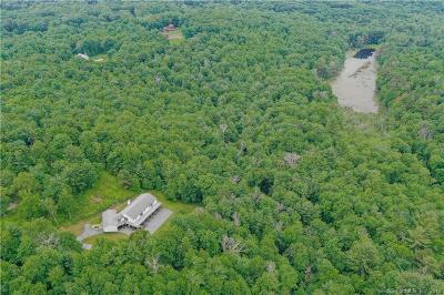 Tolland Single Family Home For Sale: 327 Sugar Hill Road