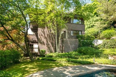 New Canaan Condo/Townhouse For Sale: 289 New Norwalk Road #19