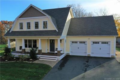 Suffield Single Family Home For Sale: 1 Kings Meadow Lane #Lot 1