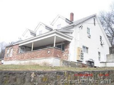 Waterbury Multi Family Home For Sale: 345 Huntingdon Avenue