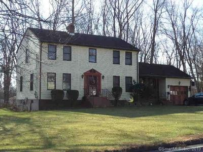 Bloomfield Single Family Home For Sale: 31 Gilbert Avenue