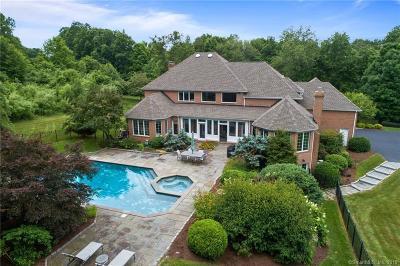 Easton Single Family Home For Sale: 25 Fieldstone Drive