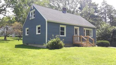 New Hartford Single Family Home For Sale: 310 Niles Road