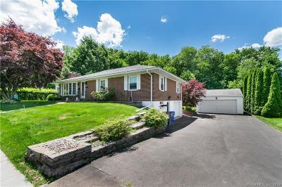 Enfield Single Family Home For Sale: 66 Laurel Street