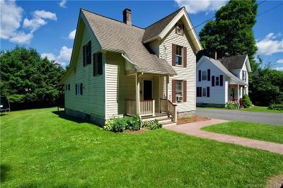 Thomaston Single Family Home For Sale: 155 Center Street