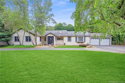 Weston Single Family Home For Sale: 11 Blueberry Hill Road