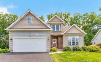 Windsor Single Family Home For Sale: 610 Inlet Lane