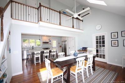 Fairfield Single Family Home For Sale: 124 Juniper Lane