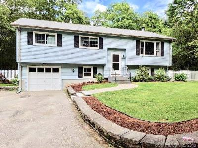 Stonington Single Family Home For Sale: 27 Deer Ridge Road