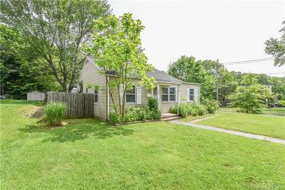 West Hartford Single Family Home For Sale: 112 Mayflower Street