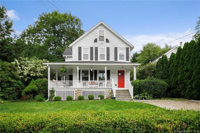 Norwalk Single Family Home For Sale: 221 Silvermine Avenue