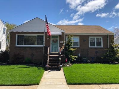 New Haven Single Family Home For Sale: 67 Concord Street