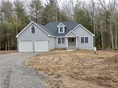 Windham County Single Family Home For Sale: 4a Lake Woods Lane