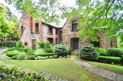 West Hartford Single Family Home For Sale: 14 West Hill Drive
