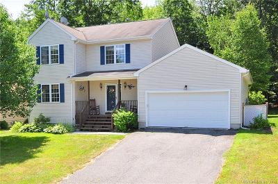 Torrington Single Family Home For Sale: 34 Arbor Ridge Road