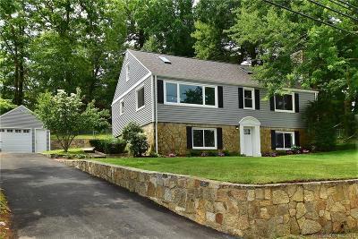Ellington Single Family Home For Sale: 220 Sandy Beach Road