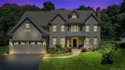 New Canaan Single Family Home For Sale: 429 Ponus Ridge