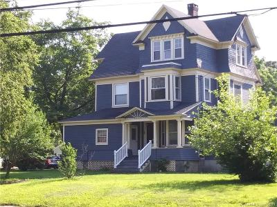 Norwalk Single Family Home For Sale: 18 France Street