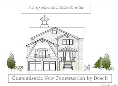Fairfield Single Family Home For Sale: 500 Fairfield Beach Road