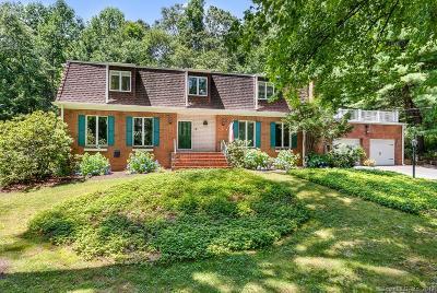Woodbridge Single Family Home For Sale: 6 Tanglewood Road