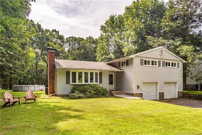 Cheshire Single Family Home For Sale: 38 Mountain Road