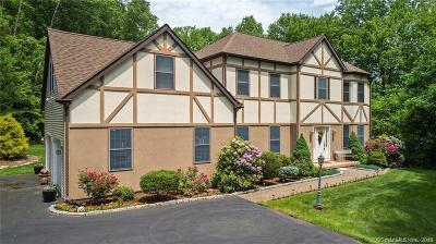 Southington Single Family Home For Sale: 22 Brentwood Drive