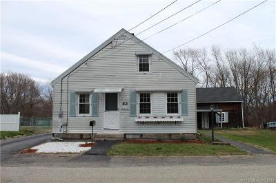 Stonington Single Family Home For Sale: 95 Stillman Avenue