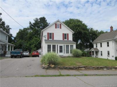 Torrington Single Family Home For Sale: 118 McKinley Street