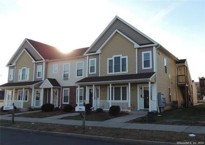 Hartford Condo/Townhouse For Sale: 71 Osten Boulevard #71