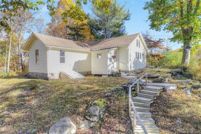 Wilton Single Family Home For Sale: 11 Mountain Road