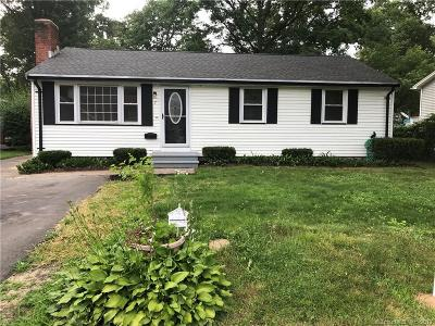 Plainville Single Family Home For Sale: 7 Gilberte Street