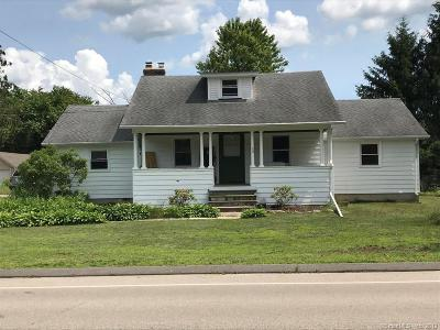 Ledyard Single Family Home For Sale: 23 Military Highway