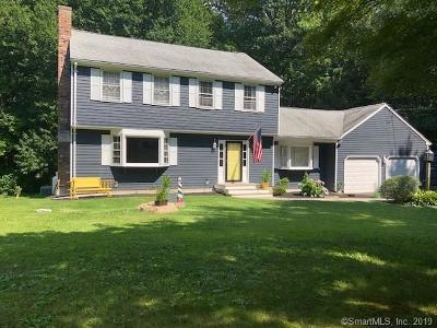 Guilford Single Family Home For Sale: 147 Stillmeadow Drive