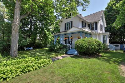 Derby Single Family Home For Sale: 21 Fairview Terrace