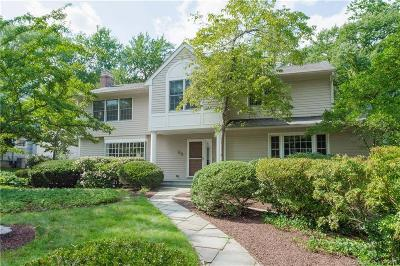 West Hartford Single Family Home For Sale: 48 Richmond Lane