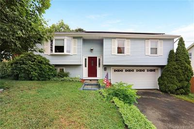 New Haven County Single Family Home For Sale: 89 Arlington Street