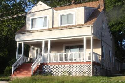 New London Single Family Home For Sale: 25 Learned Street