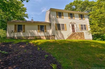 Naugatuck Single Family Home For Sale: 78 Alma Street