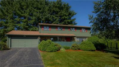 New Britain Single Family Home For Sale: 70 Round Hill Road