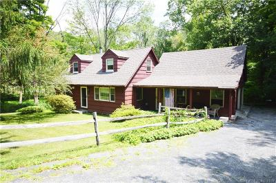 Newtown Single Family Home For Sale: 67 Hattertown Road