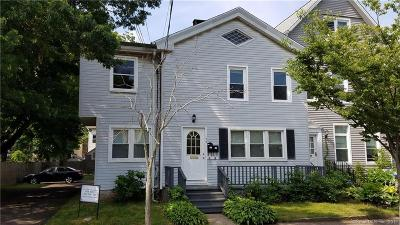 New Haven CT Multi Family Home For Sale: $1,395,000
