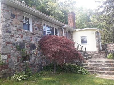 Stamford Single Family Home For Sale: 82 Columbus Place #4