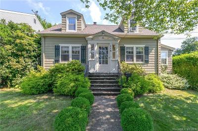 Fairfield Single Family Home For Sale: 118 Crane Street