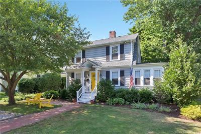 Westport Single Family Home For Sale: 19 Washington Avenue