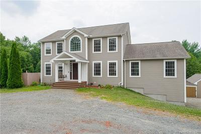 Wolcott Single Family Home For Sale: 760 Bound Line Road