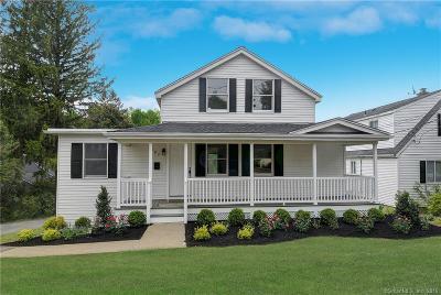 Ridgefield Single Family Home For Sale: 167 High Ridge Avenue