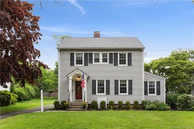 Stamford Single Family Home For Sale: 58 Fairmont Avenue